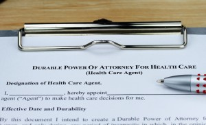 A health care power of attorney is an essential part of your estate plan.