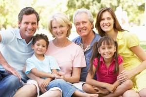 multi-generational household & elder care