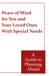 Special Needs Planning Guide