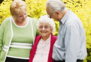 Adoring A Senior