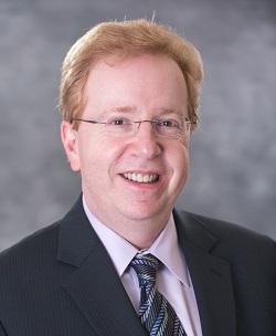 headshot of Richard Newman